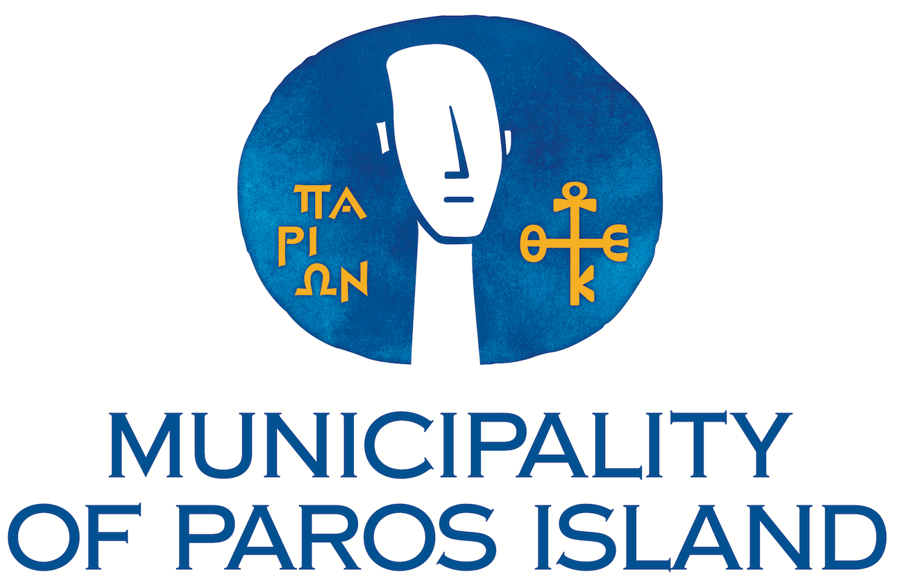 Municipality of Paros logo